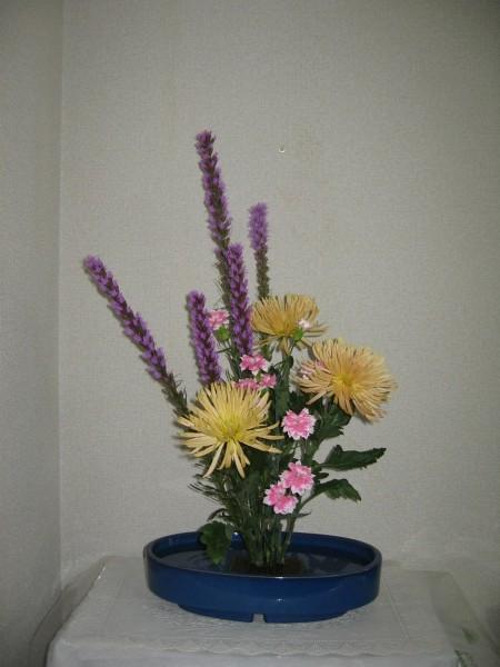 個性盛り花